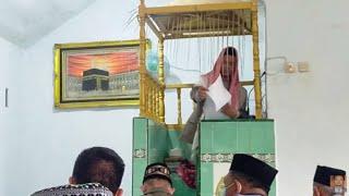 Khutbah Idul Fitri 1442H Bahasa Makassar    Tatakkang, Gowa