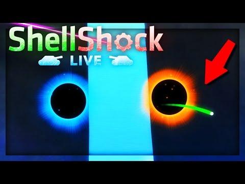 PORTAL SNIPE?! | Tank Wars (Shellshock Live)