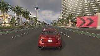 The Crew 2 - 2016 Alfa Romeo Giulia Quadrifoglio Gameplay and Visual Customization