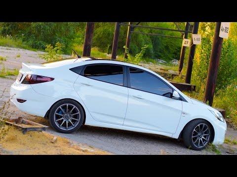 Hyundai Solaris Tuning