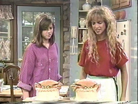 Free Spirit tv show pilot - 1989 Alyson Hannigan - Corinne Bohrer - 80s sitcom