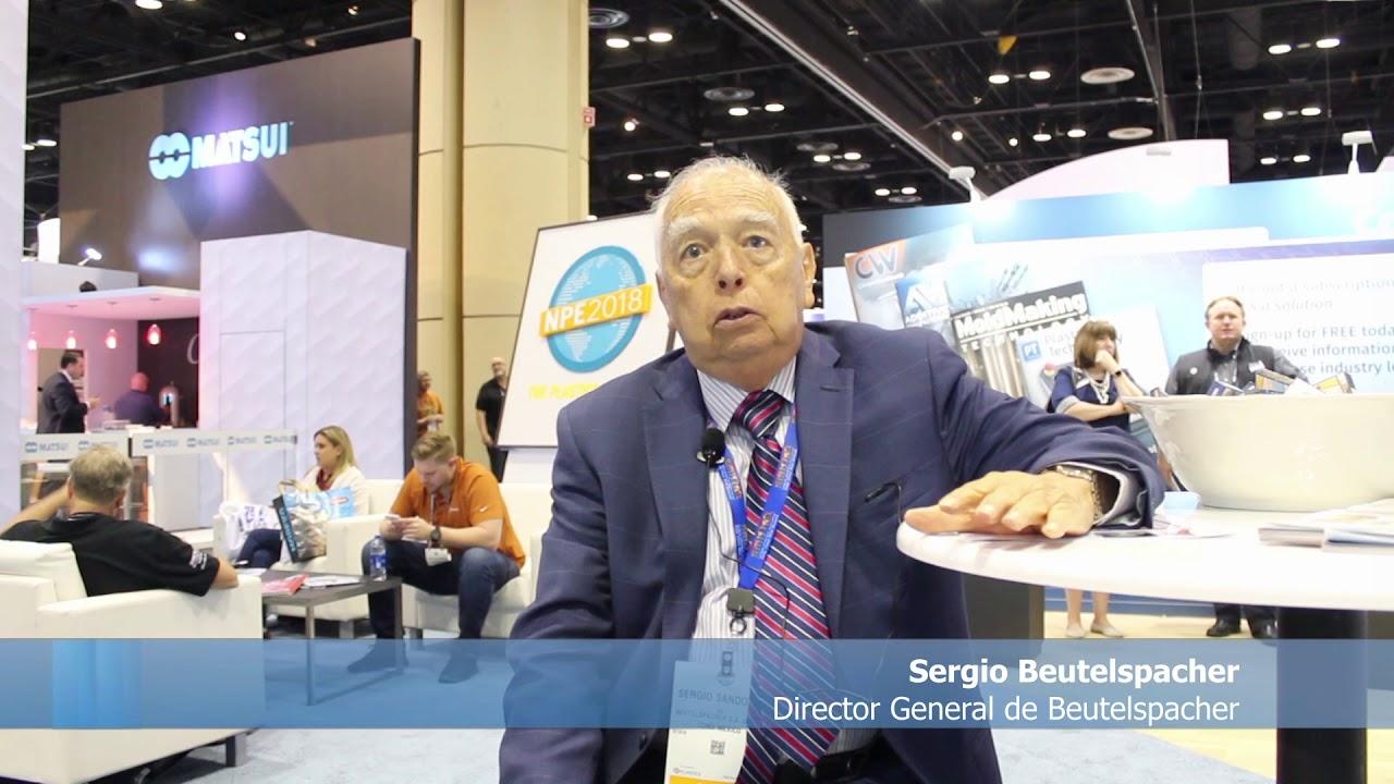 Sergio Beutelspacher, Director General de Beutelspacher