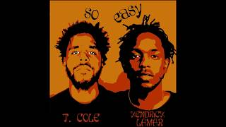 Kendrick Lamar & J. Cole - So Easy (New Song 2017)