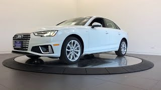 2019 Audi A4 Lake forest, Highland Park, Chicago, Morton Grove, Northbrook, IL A191546