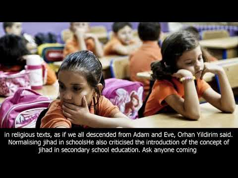 Are turkey's schools dropping evolution and teaching jihad? - bbc news