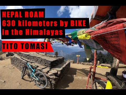 NEPAL ROAM 630 kilometers by bike in Himalayas