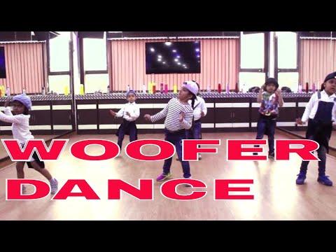 Woofer Hip Hop Kids Dance | Dr Zeus | Snoop Dogg | Dance Steps For Kids By Step2Step Dance Studio