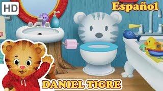 Daniel Tigre en Español - Una Guía de Entrenamiento para ir al Baño thumbnail