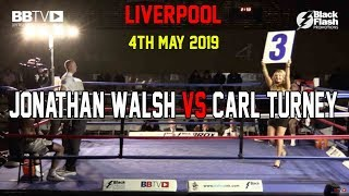PROSPECT JOF WALSH VS CARL TURNEY | BBTV | BLACK FLASH PROMOTIONS LIVERPOOL