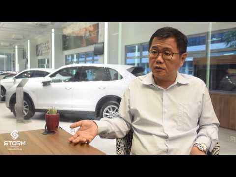 Vincent Tan of VinCar on the Singapore auto industry.