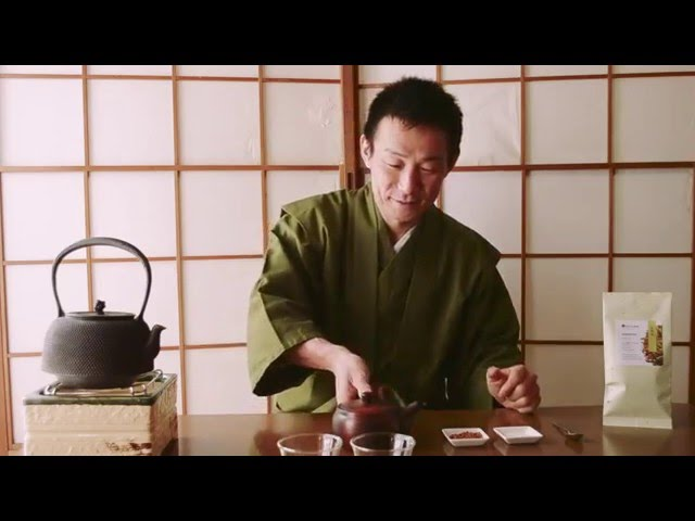 How to Brew Genmaicha with Obubu Tea