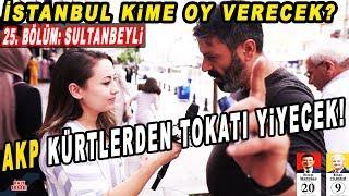 İstanbul Seçim Anketi 25. Bölüm: Sultanbeyli (Binali Yıldırım'ın g Oy Aldığı İlçe!)