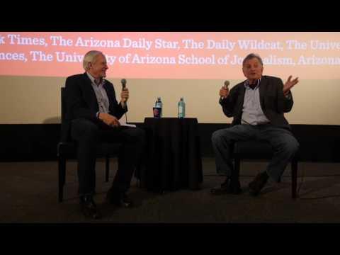 Full Q&A: Bergman, McCraw discuss 'The Insider' film, Trump (via University of Arizona School of Journalism)