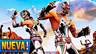 **NEW SKIN** of FREE FIGHT (FURIA AND DINAMO) in FORTNITE: Battle Royale (NEW UPDATE)