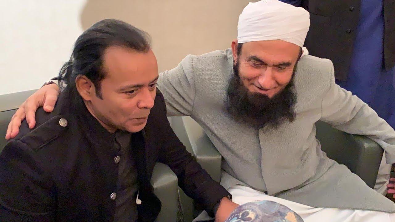 Ustad Rafaqat Ali Khan (singer) - Molana Tariq Jameel - Latest Video Dec-20-2019 | Bayan & Interview