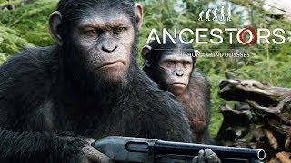 PLAY AS AN APE & TRY TO SURVIVE!! (Ancestors: The Humankind Odyssey)