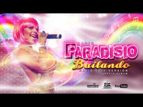 Paradisio  Bailando Radio Edit Version  AUDIO  From Tarpeia Album