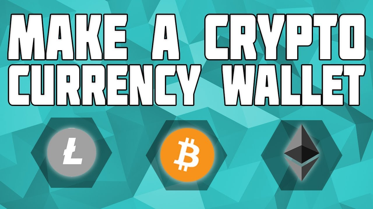 How to make a bitcoin wallet