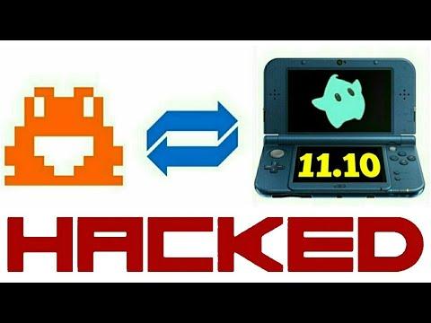 (Old) 3DS Frogminer: Kostenlos Luma CFW auf 11.10 installieren [Deutsch/English⬇]