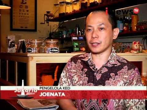 Ini dia jamu modern dengan aneka rasa - Jakarta Today 01/03