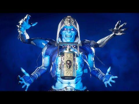 Mortal Kombat 11 All Victory Poses Showcase - All Characters