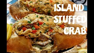 ISLAND STUFFED CRAB