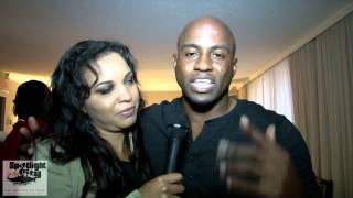 Spotlight in the City interviews actor @MelvinKearney @FreshPy gifting suite BET Weekend