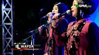 Gambar cover IKHLAS - Lagu Qasidah Lawas - El Wafda Live Gaji Guntur 2019.