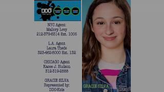 Gracie Silva DDO Kids Reel 2020