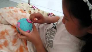 Phoebe's work ~ temari.wmv