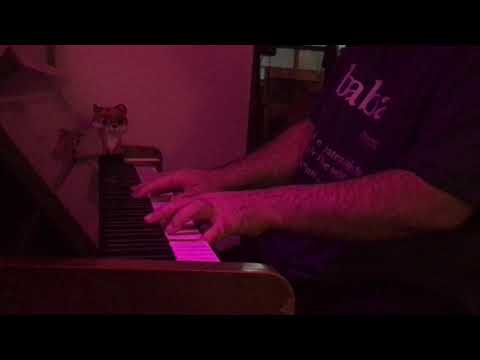 "Impromptu 30 ""Explosion of Red"" improvised and performed by Alex Zygmunt H."