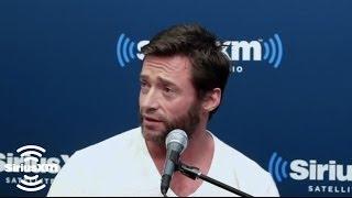 Hugh Jackman: My Hardest Role Was... // SiriusXM // Town Hall