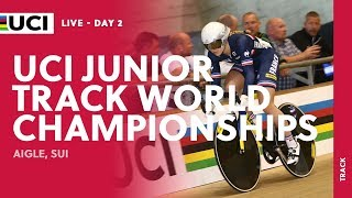 Day2: 2018 UCI Junior Track Cycling World Championships - Aigle (SUI)