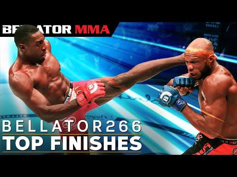 EPIC Fight Finishes: Bellator 266 Fighters | Bellator MMA