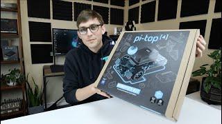pi-top [4] Robotics Kit - Introduction & Unboxing