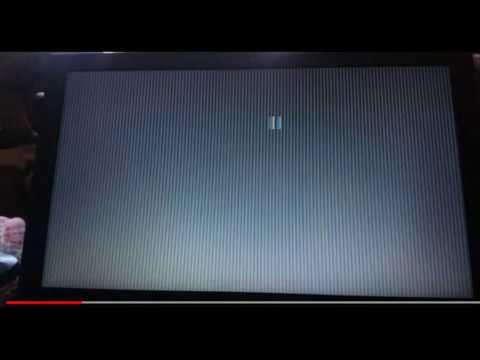 solve sleep mode laptop screen glitch problem 100% - YouTube