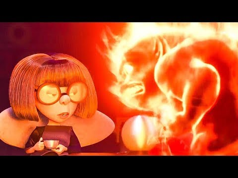 Incredibles 2 All New Clips & Trailers (2018) Disney Pixar HD
