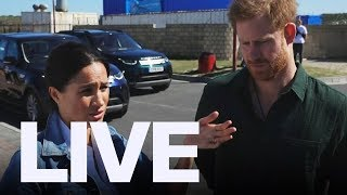 Harry And Meghan Give Rare Interview In South Africa | ET Canada LIVE