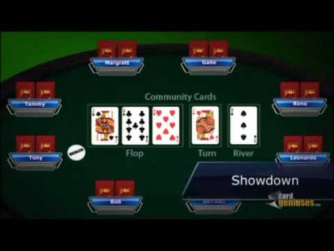 How to play texas holdem for beginners