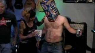 Knuckle Samich vesves the Blackeyes live Punk Rock flashrock