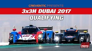 Hankook 3x3H DUBAI 2017 Qualifing