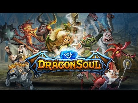 DragonSoul RPG (by PerBlue Inc) - IOS/Android - HD Gameplay Trailer