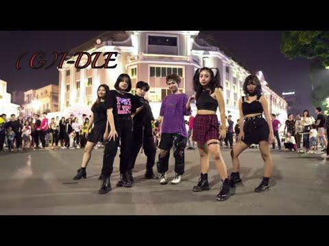 [KPOP IN PUBLIC CHALLENGE] (G)I - DLE(여자아이들) _ FIRE QUEENDOM | Dance Cover