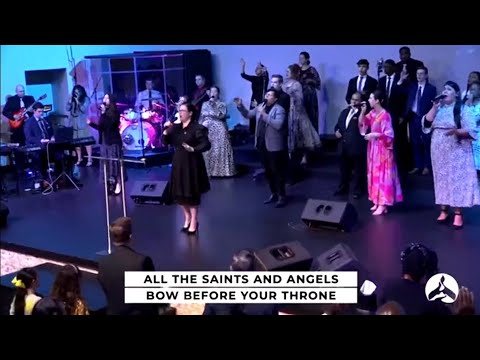 """""""You're Worthy Of It All"""" – Shara McKee & The Pentecostals of Katy Chorale"""