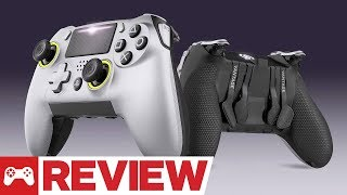 SCUF Vantage Wireless PS4 Controller Review