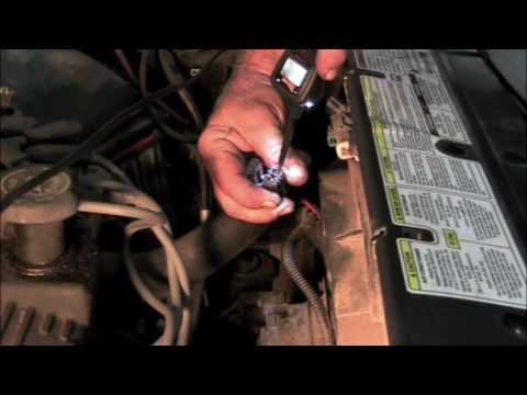 2007 Ford Taurus Engine Diagram Mk Garage Consumer Unit Wiring Cooling Fan Doesn't Work - Youtube