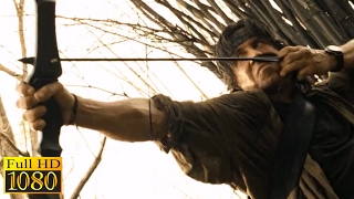 Rambo 4 (2008) - Archery Scene (1080p) FULL HD