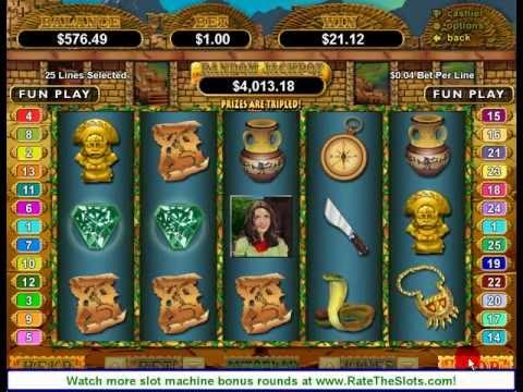 Hidden Slot Machine