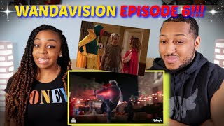 WandaVision Episode 7 Promo REACTION + Episode 6 Review!!! (SPOILERS)