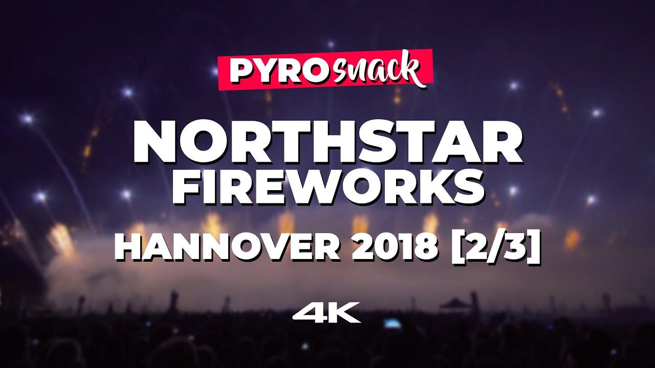 PyroSnack - Masterpiece! NorthStar Fireworks | Hannover 2018 [2/3]